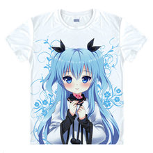 VOCALOID T Shirt Kagamine Rin Ren Shirt Causal T Shirts Anime Manga Pretty Cool Awesome Novelty
