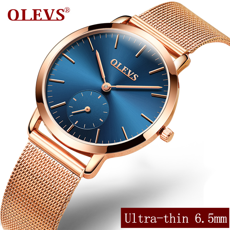Olevs Luxury Business Watches W
