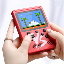 2019 New Retro Mini Handheld Game Console 8 Bit 3.0 Inch Portable Handeld Player Built-in 500 games Video