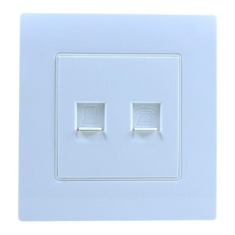 telephone computer socket panel wall socket accessory cable network rh aliexpress com