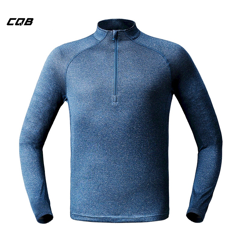 CQB Outdoor Sports Camping Tactical Military Merino Wool Shirt Men's Thermal Long Sleeve Cloth Quick Dry Breathable Underwear