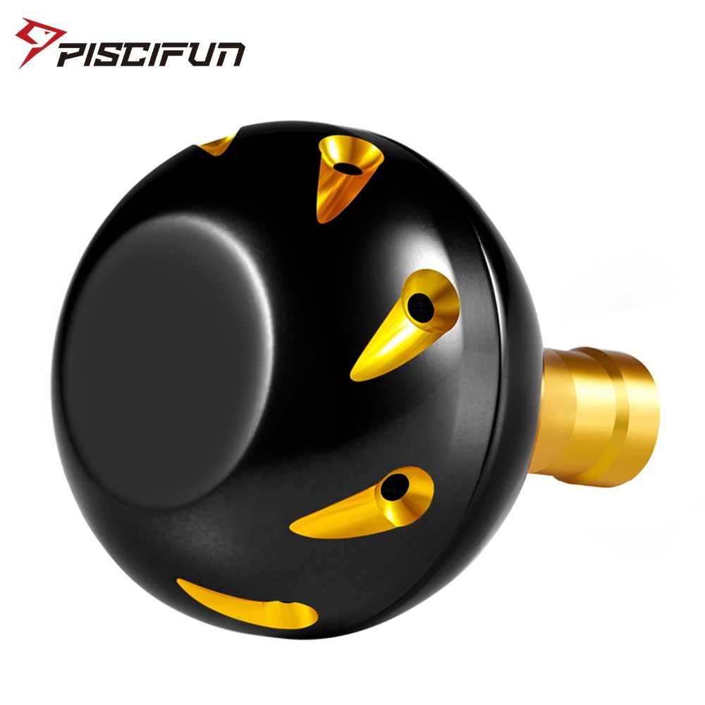 Piscifun 41mm Reel Handle Knob for Shimano B Stella Biomaster Saragosa Twinpower SW Power Knob