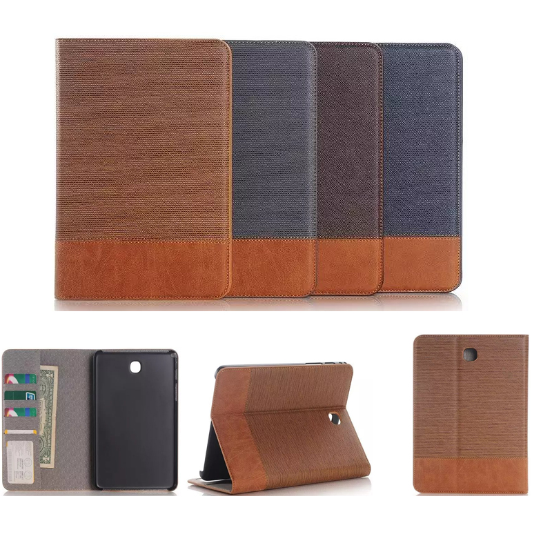 Luxury for Samsung Galaxy Tab A 9.7 T550 SM-T550 Case Wallet Stand PU Leather Skin Tablet Case Cover for Samsung T550 SM-T555 аксессуар защитная пленка samsung galaxy tab a t550 9 7 ainy глянцевая