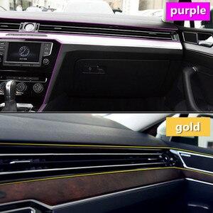 Image 3 - Adesivos para decoração de ford focus 2 3 4, adesivo para estilo de carro e exterior 3m 5m acessórios automotivos,