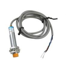 DC6-36V 300mA NPN NO 3-wire 4mm Tubular Inductive Proximity Sensor Switch LJ12A3-4-Z-BX