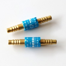 80 мм HF-J Flashback запорный обратный клапан предохранительный клапан закалка предотвратить Профессиональный защитный клапан для газа