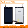 Черный белый Полный ЖК-Дисплей + Сенсорный Экран Digitizer Тяга Для Huawei P8 lite + инструменты