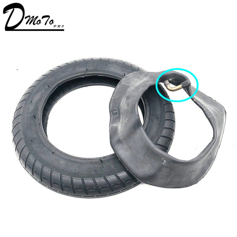 10 Inch Xiaomi Mijia M365 Electric Scooter Tire Tyre 10x2 Inflation Wheel Tyre Inner Tube WanDa 10x2 54 156 Pneumatic Tyre in Tyres from Automobiles Motorcycles
