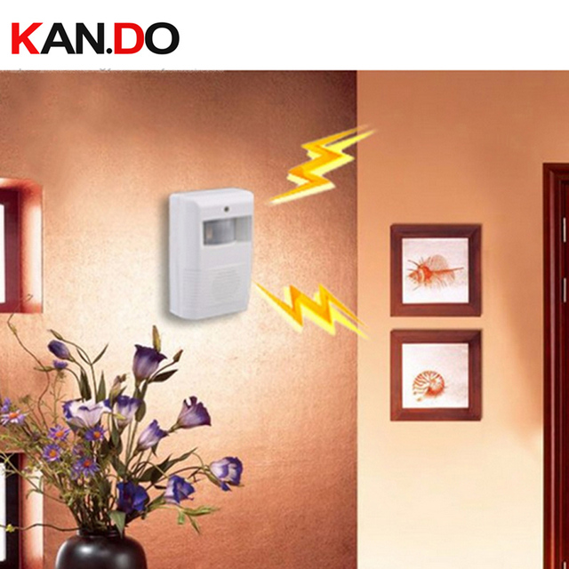 268 Door Entry Sensor Alarm Welcome Sensor Alarm Store Use Motion