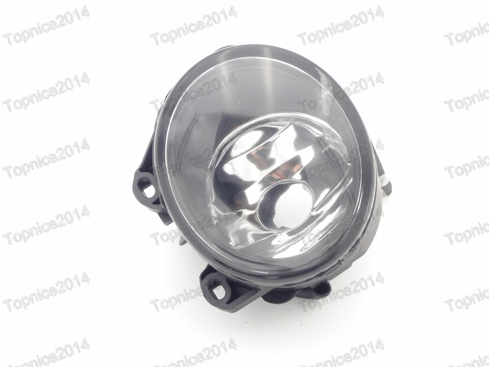 1Pcs Left Side Front Bumper Clear Lens Fog light Lamp 63176920885 For BMW E53 X5 2005-2006 free shipping for vw polo 2005 2006 2007 2008 new front left side halogen fog light fog light with bulb