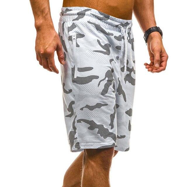Laamei 2020 nuevos pantalones cortos de camuflaje para hombre, pantalones cortos casuales para hombre, gran oferta, pantalones cortos militares a la rodilla, pantalones cortos de verano para hombre