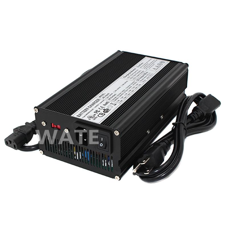 29.2V 15A charger 24V 15A LiFePO4 Battery Charger 110V / 220V For 8S 24V LiFePO4 Battery pack 29 2v 17a charger lifepo4 battery car battery charger for 24v 8s lifepo4 battery