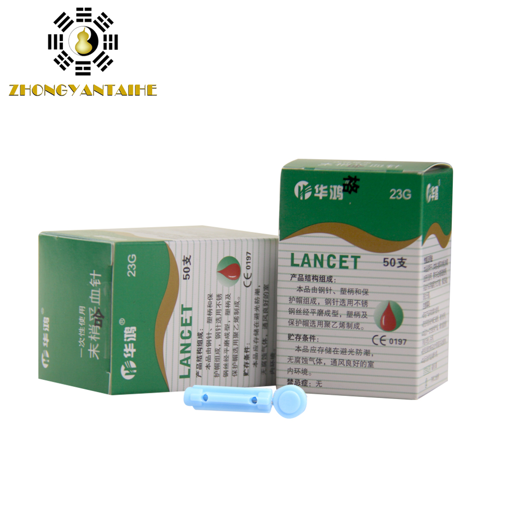 50pcs/box*5 Blood lancet  Needle Disposable Needle beauty massage needle 500pcs box jiajian acupuncture needle disposable needle beauty massage needle plastic handle