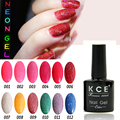 New Arrival  KCE 10ml Fashion Neon Nail Gel Polish Soak Off UV Colorful Nail Colors Art For gel nail polish Long-lasting Gel