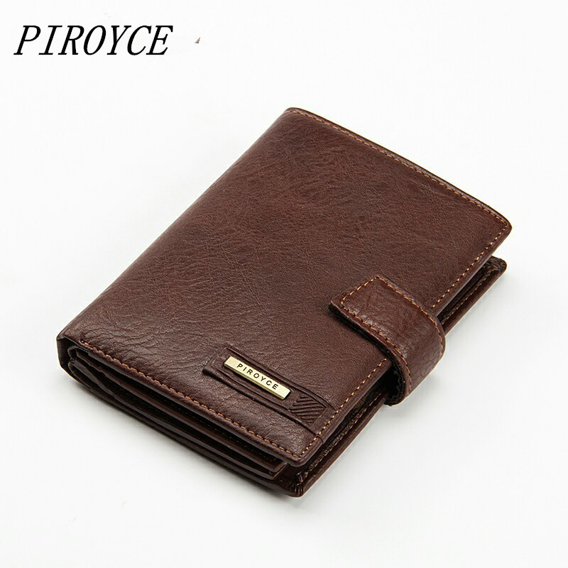 Slymaoyi Wallet Men PU Leather Men Wallets Purse Short Male Clutch Leather Wallet Mens 2017 New Money Bag Quality Guarantee wallet