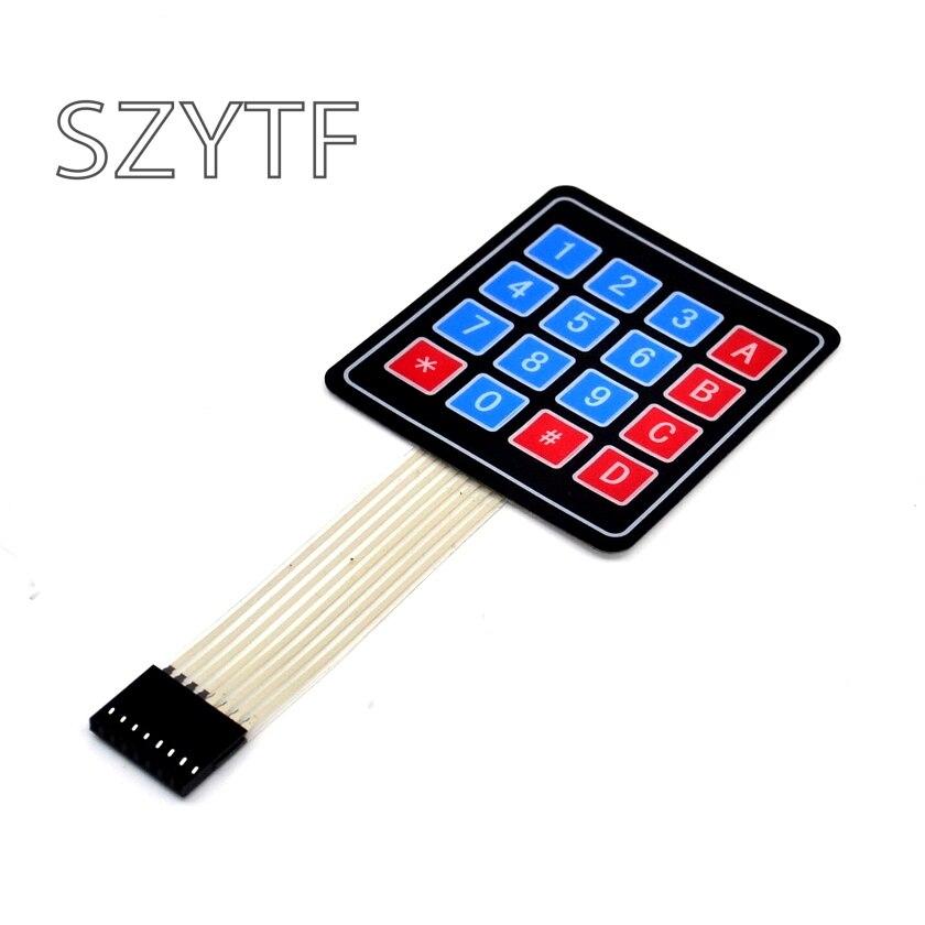 8 Keypad Keyboard Matrix Key Board Module 2X4 Button Tactile Switch for Arduino