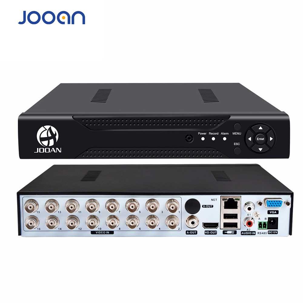 JOOAN 16CH HD-OUT P2P Nuvem CCTV DVR H.264 Gravador de Vídeo de Segurança de Vigilância Em Casa CCTV Digital Com ONVIF