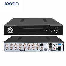 JOOAN  16CH CCTV DVR H.264 HD-OUT P2P Cloud Video Recorder Home Surveillance Security CCTV Digital With ONVIF цена