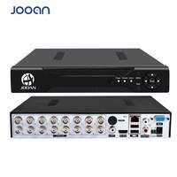JOOAN 16CH CCTV DVR H.264 HD OUT P2P Cloud Video Recorder Home Surveillance Security CCTV Digital With ONVIF