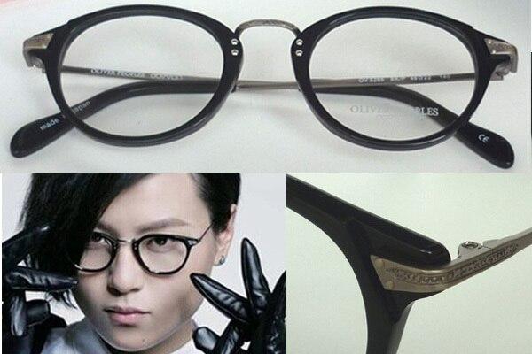 59871cf574 vintage optical glasses oliver frame ov 5265 men and women eyeglasses brand  peoples ov5265 eye glasses