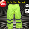 [ New ] Hi vis safety rain pant rain trousers reflective rain pants in stock work pant
