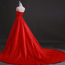 Брендовые Новые свадебные платья с аппликацией элегантное принцесса