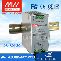 Genuine MEAN WELL DR RDN20 30V 20A meanwell DR RDN20 30V 20A Power Supply Redundancy Module