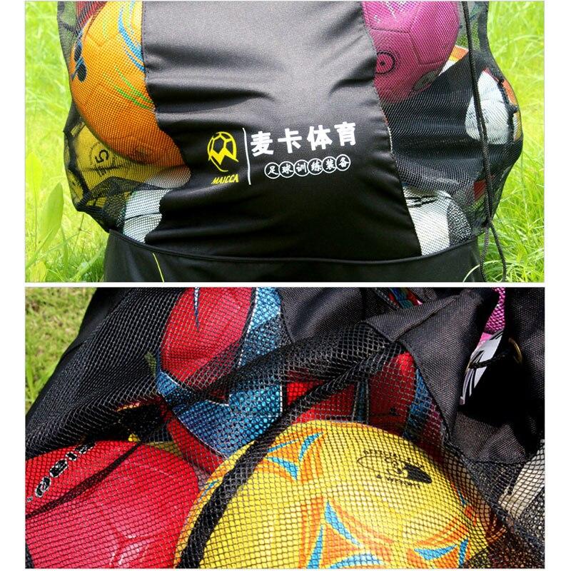 Τσάντα ποδοσφαίρου για μπάλες - Ομαδικά αθλήματα - Φωτογραφία 4