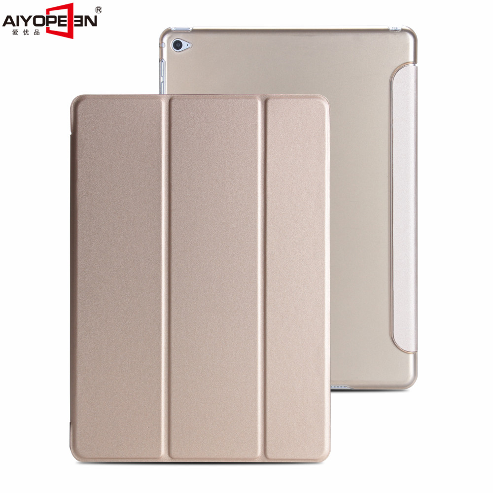 Para apple ipad mini 4 case cuero de la pu inteligente despertador sueño con tra