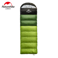 Naturehike Factory Outdoor Travel Sleeping Bag Spring Autumn Winter Warm Portable Camping Adult Indoor Noon Break