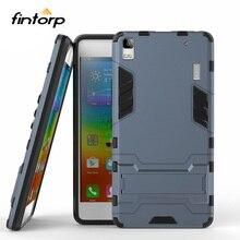 Phone Case For LLenovo K3 Note K50 A7000 plus K3Note Lemon K50-T5 5.5 inch Back Cover Hybrid Protective Bags