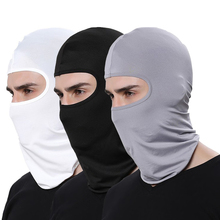 Motorcycle Face Mask Protective Outdoor Sport Headgear Mouth Cover Biking Ski Breathable Dust proof Windproof Full Face Mask
