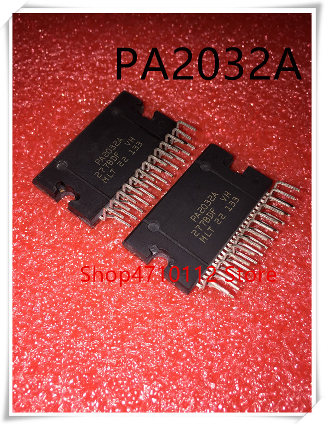 1PCS/LOT PA2032A PA2032 ZIP-25 IC