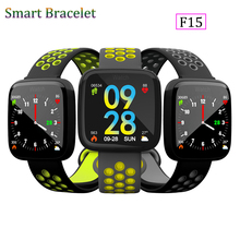 Infitary smartch умные приборы для измерения артериального давления Смарт часы F15 Смарт Браслет часы монитор сердечного ритма Беспроводной Фитнес для IOS и Android Ph
