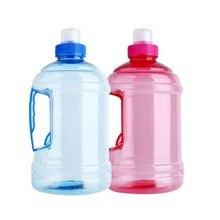 1Л/2л большая емкость, бутылка для воды, спортивные, для тренажерного зала, для тренировок на открытом воздухе, вечерние бутылки для воды, для кемпинга, бега, тренировки, фитнеса, приспособления для бутылок