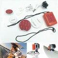 Acessórios para câmera Go Pro Kit prancha de Surf Mounts Gopro flutuante com 3 M adesivo para Gopro Hero3 + 3 4