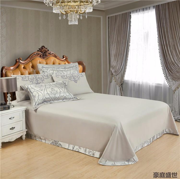 Luksuslikud siidist voodipesukomplektid