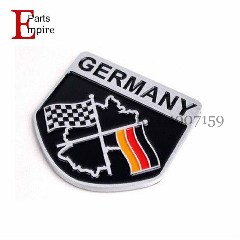 metal aluminium car emblem badge decal sticker racing. Black Bedroom Furniture Sets. Home Design Ideas