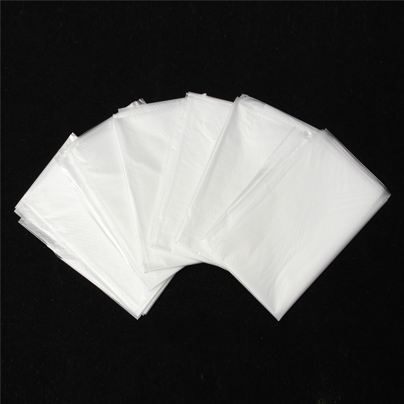 Xueqin 6pcs Pack Disposable Paper Toilet Seat Cover