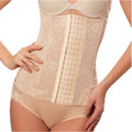 Plus size waist  corset shapewear women for modeling girdle body shaper corrector for female waist trainer