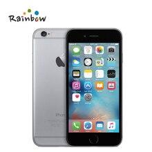 Unlocked iPhone 6 1GB RAM 4.7inch IOS Dual Core 1.4GHz phone 8.0 MP Camera 3G WCDMA 4G LTE Used 16/64/128GB ROM