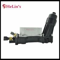 68105583ab 68105583ac 68105583ad 68105583ae 68105583af carcaça do adaptador de filtro de óleo do motor para chrysler dodge jeep ram 3.6 3.6l