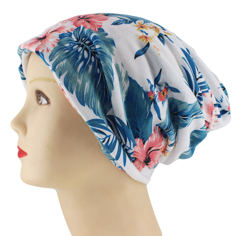 Top Beauty Women Fashion Beanies Skullies Girls Autumn Warm Hat Scarf Double Used Female Adult Brand Cotton Bone Gorras Sale