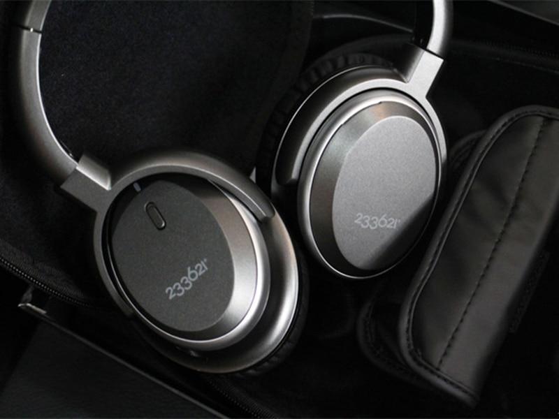 233621 H501 Actieve ruisonderdrukkende hoofdtelefoon Over Ear HiFi - Draagbare audio en video - Foto 5