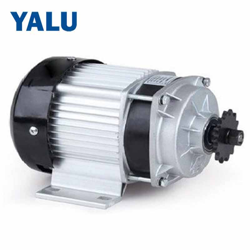 Motors & Parts Electrical Equipments & Supplies Permanent Magnet Dc Speed Reduction Brushless Motor Bm1418zxf 650w 48v 60v Electric Tricycle Accessories