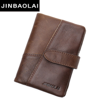 Original Leather Wallet Top Quality Men Wallets Luxury Male Wallet Dollar Price Fashion Purse Coin Bag