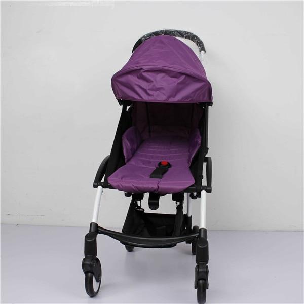 175 degrees baby stroller European Trolley Poussette Kinderwagen Bebek Arabas Buggy Stroller Minnie Black travel wagon 10gifts