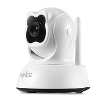 SANNCE 720P Wireless Security IP Camera WifiI Wi-fi R-Cut Night Vision Audio Recording Surveillance Network Indoor Baby Monitor