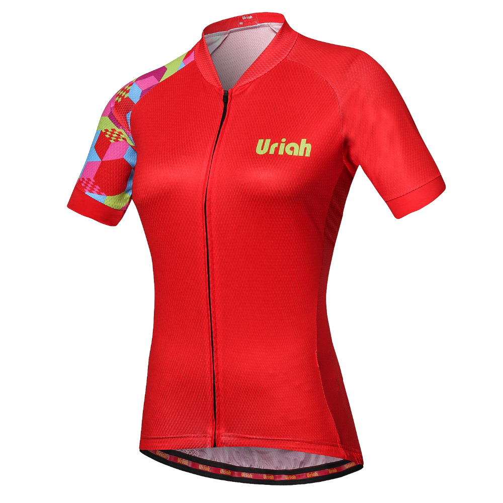 Mtb Biking Jersey Girls Maillot Purple Sky Staff Bmx Bike Jersey Reflective Biking Shirt Zipper Pocket Retro Biking Jersey