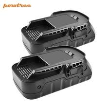 2X2000 мАч 18 В R840085 литий-ионный Перезаряжаемые Батарея для RIDGID R840083 CS0921 R84008 AC840084 L1830R для серии AEG Батарея L10